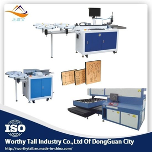 Steel Die Cutting Blade Auto Bending Machine