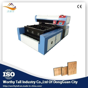 6mm-25mm Plywood Cutting Machine Laser Cutter