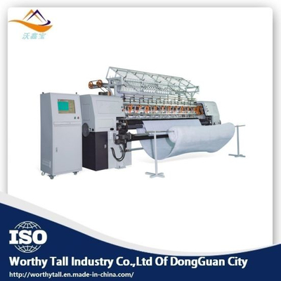 High Speed Digital Control Multi-Needle Quilting Machine