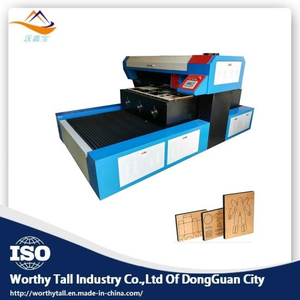 Low Cost Laser Cutting Machine for Plywood Board Die/Mould Making