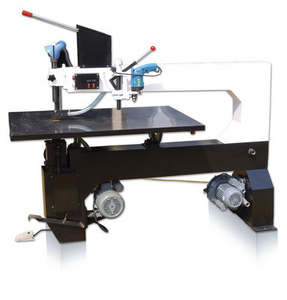 Wooden Working Jig Saw Machine