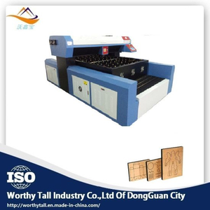 Low Cost Laser Cutting Machine for Plywood Board Die/Laser Die Making