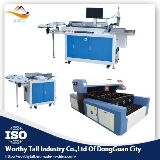 Easy Operation Auto Steel Rule CNC Bender Machine Price