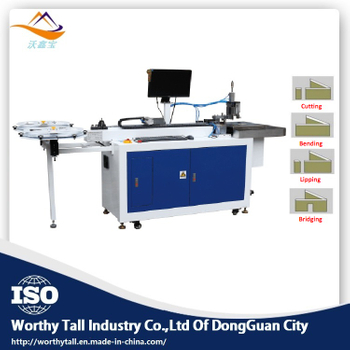Auto bending machine for die cutting Entry and advantage
