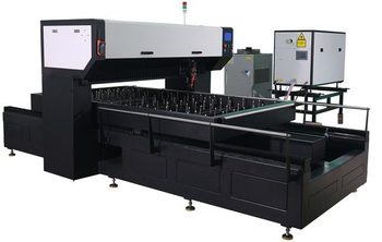 Die cutting laser cutting machine maintenance