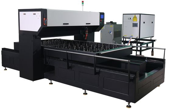 laser cutting machine for die board